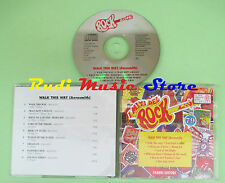 CD MITI DEL ROCK LIVE 79 WALK THIS WAY compilation 1994 AEROSMITH (C31) no mc lp