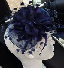 Elegant Headband Aliceband Hat Fascinator Wedding/Ladies Day Race Royal Ascot