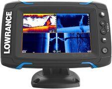 Lowrance Elite 5 Ti Touch  83/200 455/800 kHz HDI Geber Fischfinder Echolot GPS