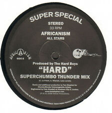 AFRICANISM ALL STARS - Hard - Yellow Productions