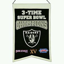 Oakland Raiders 24'' x 96'' Column Wrap