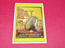 N°5 PANINI OLYMPIA 1896 - 1972 JEUX OLYMPIQUES OLYMPIC GAMES