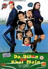 DO DILON KE KHEL MEIN - NUOVO UK SPEC BOLLYWOOD DVD