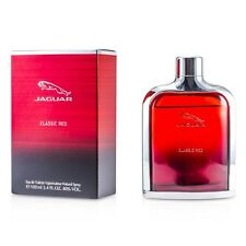 NEW Jaguar Classic Red EDT Spray 100ml Perfume