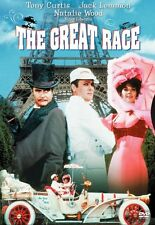 THE GREAT RACE DVD New Sealed 1966 Jack Lemmon