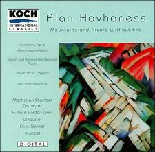 Hovhaness: Mountains and Rivers Without End; Symphony No. 6 CD