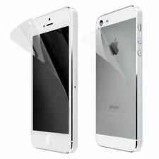 Switcheasy Pure Screen Protector with Back Protection for iPhone 5 5S - Privacy