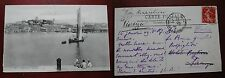 CARTOLINA CARTE POSTALE CANNES LE PORT - 1909