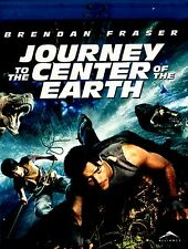 BRAND NEW BLU-RAY // Journey to the Center of the Earth //  Brendan Fraser