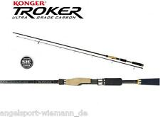 Konger Troker Rotation L 198cm 3 - 12 g Canne à spinning Coupe Verge truite
