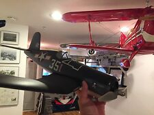 F4U Corsair RC Model W/ Motor Servo W/O ESC & Radio/Battery