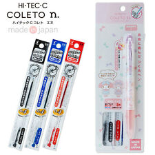 Sanrio My Melody Pilot Hi-TEC-C COLETO n. 0.4mm 3ways Gel Pen Free Register Ship
