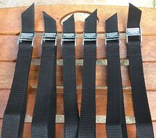 Replacement straps for Thule RideOn 9402/9502 9403/9503 Bike Rack Straps X 9 New