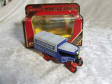 PICKFORDS Y18 ATKINSON MODEL D STEAM WAGON MATCHBOX MODELS OF YESTERYEAR