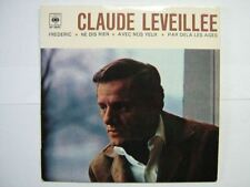 CLAUDE LEVEILLEE EP FRANCE FREDERIC
