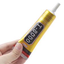 Adhesive T-8000 Glue for DIY Jewelry handicrafts Phone Nails