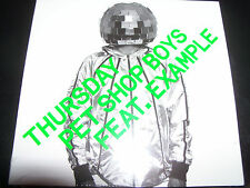 Pet Shop Boys Feat Example Thursday CD Single - New