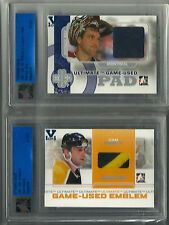 Roy ITG Ultimate Vault 1/1 on UM8 St. Patrick's Legacy Pad Sapphire Logo