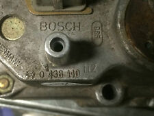 Bosch combustible calentar Regulador 0 438 140 112, Porsche 911 Turbo tablero re-manufacturados
