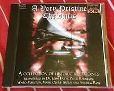 A Very Pristine Christmas (A Collection of Historic Recordings) CD 2008