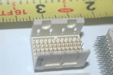 8-5801205-4 MOLEX Gold Plated 60-Pin Connector Quantity-5