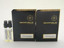 2 x Montale CHOCOLATE GREEDY EDP Vial Sample SPRAY 2ml / 0.07 fl oz