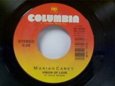 "MARIAH CAREY ""VISION OF LOVE / PRISONER / ALL IN YOUR MIND / SOMEDAY"" 45 MINT"