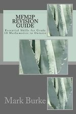 MFM2P Revision Guide : Essential Skills for Grade 10 Mathematics in Ontario...