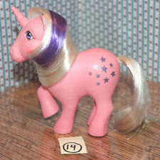 Twilight My Little Pony 1983 G1 original Vintage Hasbro 1980's unicorn pink