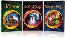 Lord Of The Rings / Hobbit / Return Of The King DVD