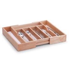 Besteckkasten 30 40 50 ausziehbar Holz Besteck Einsatz Besteckeinsatz Schublade