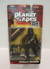 Planet of the Apes Gorilla Soldier with Plastic Stand and Net
