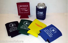 Bulk Lot of 200 Assorted Misprint Handy Hugger Can Cooler Koozies