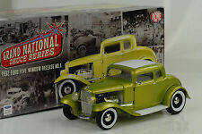 ACME GMP 1932 Ford Five-Window Hot Rod  lemon cosmic dust  Deuce Series 1:18
