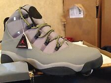 AIR JORDAN WINTERIZED 6 RINGS 3M LIMITED  Grey Black Boots 414845-004 Size 11.5