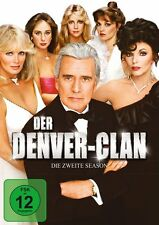 6 DVDs *  DER DENVER-CLAN - KOMPLETT SEASON / STAFFEL 2 - MB  # NEU OVP =