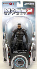 Mass Effect 3 series 1  Commander SHEPARD 7in Action Figure Big Fish Toys