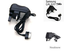 Official UK Mains charger for Samsung Galaxy Tablet 8.0 7.0 10.1 8.9 Tab 2 P1000