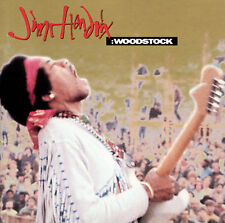 Woodstock by Jimi Hendrix (CD, Aug-1994, MCA (USA))