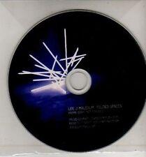 (CJ236) Lee J Malcolm, Folded Spaces - DJ CD