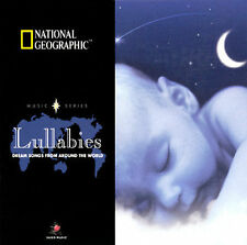 National Geographic - Around The World: Lullabies / Dream Songs Rare CD SEALED!