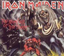 Iron Maiden, The Number Of The Beast, New Enhanced, Import