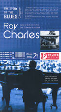Ray Charles : The story of blues (2 CD + 20 page booklet)