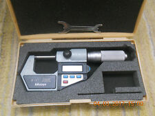 Mitutoyo digimatic micrometer no 293-795-10