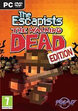 The Escapists The Walking Dead (PC DVD) NEW & Sealed