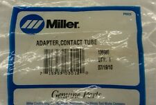 Miller  # 136680 Adapter , contact tube. New in pack. Mig , spool gun xr