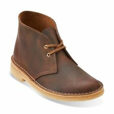 New CLARKS Womens Originals Desert Boot Beeswax Leather Shoes 70294 SZ 6 M