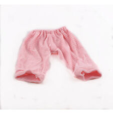 cute Christmas gift pink pant Clothes for 18inch American girl doll party N139