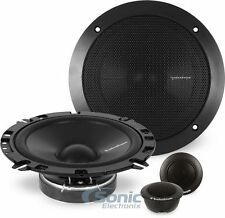"Rockford Fosgate PRIME R165-S 80W RMS 6.5"" Component Car Stereo Speaker System"