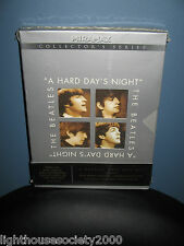 The Beatles: A Hard Day's Night Deluxe 2-DVD Set Collector's Series MINT SEALED!
